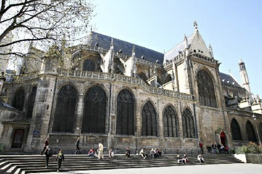 《ジャポニスム2018参加企画》プレBIWAKOビエンナーレ パリ市 サンメリー教会展覧会